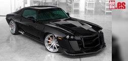 VÍDEO: Mira el Chevrolet Camaro Restomod de SR Motors, ¡mete miedo!