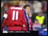 08.03.2000 - 1999-2000 UEFA Champions League 2nd Group Round Group C Matchday 4 Bayern Münih 4-1 Real Madrid