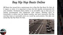 JBZBeatsHip Hop Beats for sale and Buy Rap Instrumentals at JBZ Beats