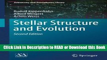 Books Stellar Structure and Evolution (Astronomy and Astrophysics Library) Download Online