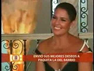 Daniel Bisogno entrevista a Lupita D'Alessio