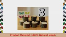 Place Card Holders  Wooden Menu Card holder Base  Wood Table Number Holder Stands for eb3d0dbe