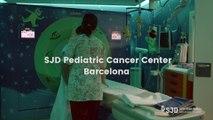 Así será el SJD Pediatric Cancer Center