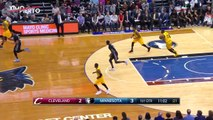 Les Airballs de LeBron James & Andrew Wiggins