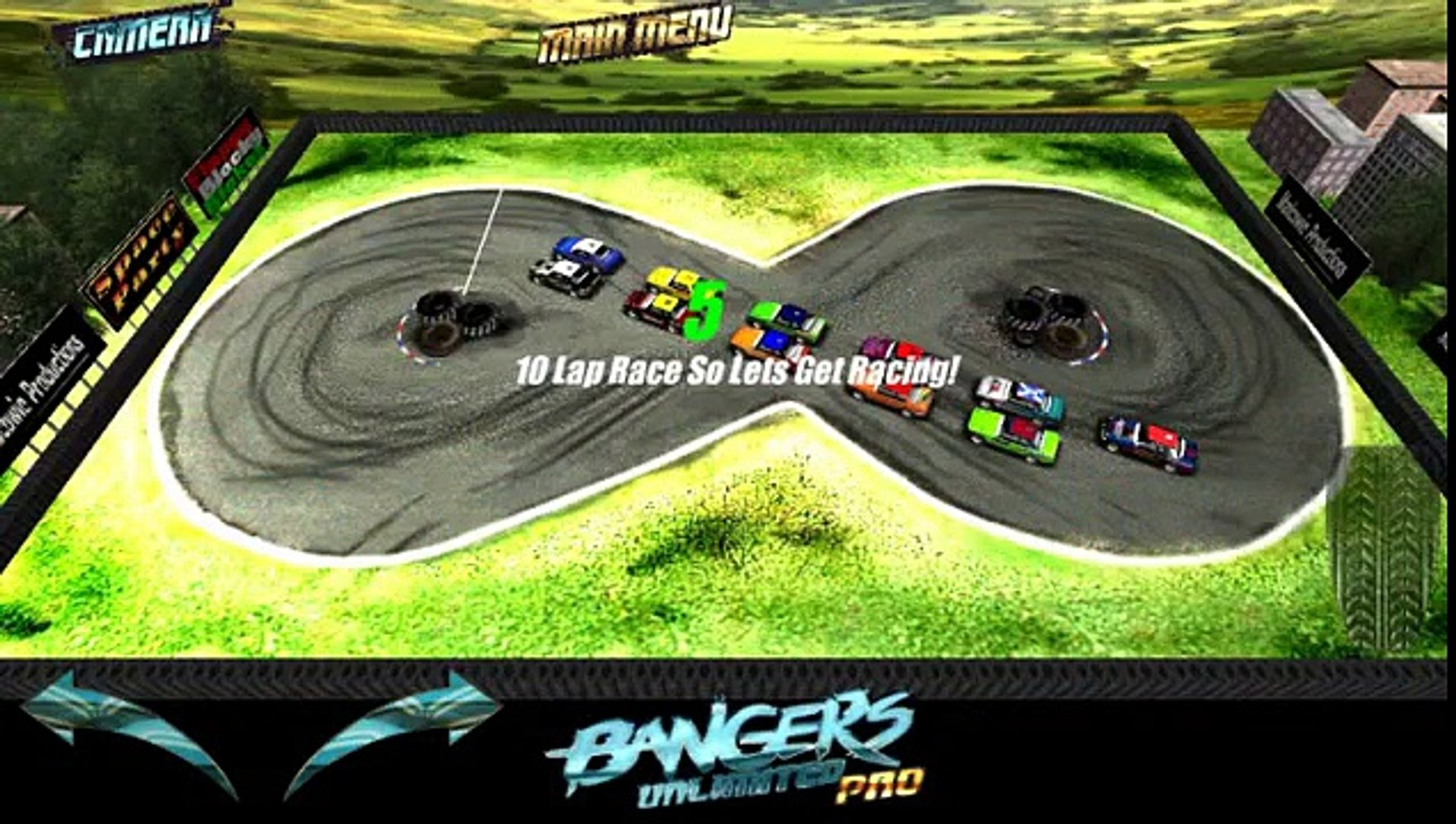 Bangers Unlimited Pro for Android GamePlay