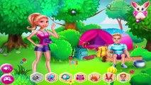 Barbie Accidente De Moto Amor Mejor Bebé Juegos De Chicas | Juegos De Video Para Las Niñas Médico Gam