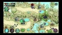 Kingdom Rush Origins Gameplay Walkthrough #11 THE UNSEELIE