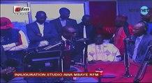 Youssou Ndour PDG GFM Inauguration des nouveaux studios de la Rfm « Nous avons 400 employés au Gfm et plus de 120 millions de salaires par mois. Kou meun lolou na wakh »