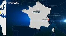 Four dead at least in Tignes avalanche in the French Alpes