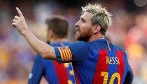 Lionel Messi 2017 Skills Goals Assists    HD