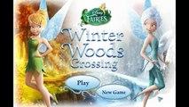Las hadas:el Secreto de los bosques invernales juego Bosque de Invierno de la Intersección de Disney Fairies Winter Woods Crossing