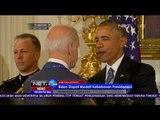 Presdien AS Barack Obama Gelar Upacara Pelepasan Purnatugas Wapres Joe Biden di Gedung Putih - NET24