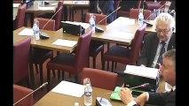 Intervention en commission Affaires Etrangères - PJL modernisation et l'exploitation de la ligne ferroviaire d'Annemasse
