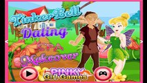 Tinkerbell Dating Spa Makeover – Best Disney Games For Girls – Tinkerbell Dress Up Game