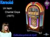 """Karaoké Chantal Goya """"Un Lapin"""""""