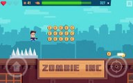 Zombie Rush - Android HD GamePlay Trailer