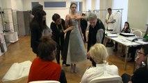 Le savoir-faire de l'atelier Vermont pour Dior haute couture