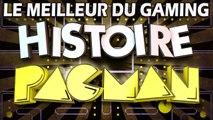 L'HISTOIRE DE PAC MAN : LE personnage emblématique du Jeu Vidéo !