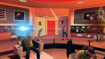 Star Trek Online : Agents of Yesterday - Bande-annonce consoles