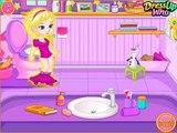 Disney Princess Frozen Games - Baby Elsas Potty Train - Disney Frozen Games for Girls