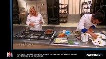 Top Chef 2017 : Hélène Darroze se mue en Philippe Etchebest et met la pression à un candidat (vidéo)