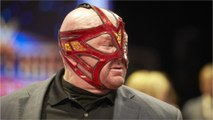 WWE Legend Vader Leaving the Ring