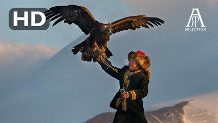 La jeune fille et son aigle - Bande-annonce officielle VOSTF