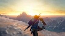 Spot TV Zelda Breath of the Wild