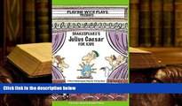 Audiobook  Shakespeare s Julius Caeser for Kids: 3 Short Melodramatic Plays for 3 Group Sizes