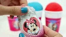 Disney Frozen Ice Creams Play Doh Surprise Eggs Play Doh Ice Creams Disney Princess Toy Videos