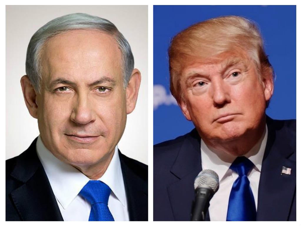 Trump, Netanyahu hold joint news conference