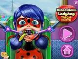 Lady Bug El Tratamiento De La Angina De Lady Bug En La Garganta De Una Campaña De