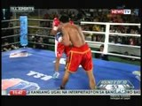 Farenas knocked out Thai boxer Kosol Sor Varapin in 2nd round | News TV All Sports