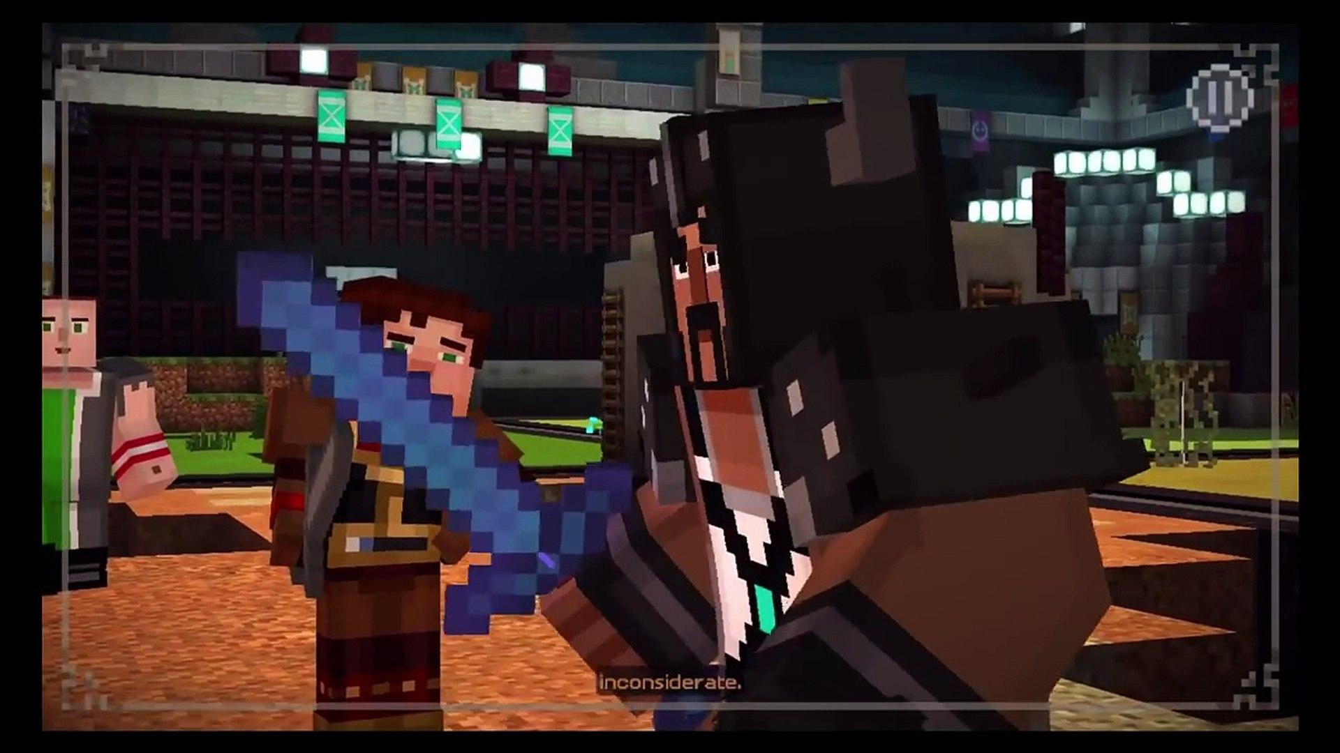 Minecraft: Story Mode Vamos a Jugar el Episodio 8: el Final del Viaje? EPISODIO COMPLETO