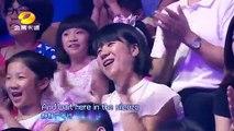 Ces deux enfants ont émerveillé tout le public quand ils ont commencé à chanter