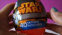Star Wars Surprise Egg Unboxing Star Wars Toys Fun Starwars Kids Toys