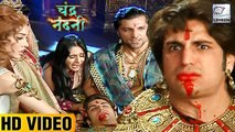 Chandra DIES After Drinking Poison? | Chandra Nandini | On Location