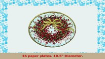 Christmas Plates Christmas Paper Plates Christmas Party Supplies Dinner Plates 10 bab8f34c