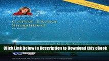 [Read Book] CAPM EXAM Simplified-5th Edition- (CAPM Exam Prep 2013 and PMP Exam Prep 2013