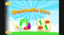 Vegetable Fun babybus panda HD Gameplay app android apps apk learning education