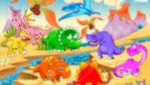 Dedo De La Familia De Locos Dinosaurio Dedo De La Familia | Funny Dedo De La Familia De Las Canciones | Familia Dedo Par