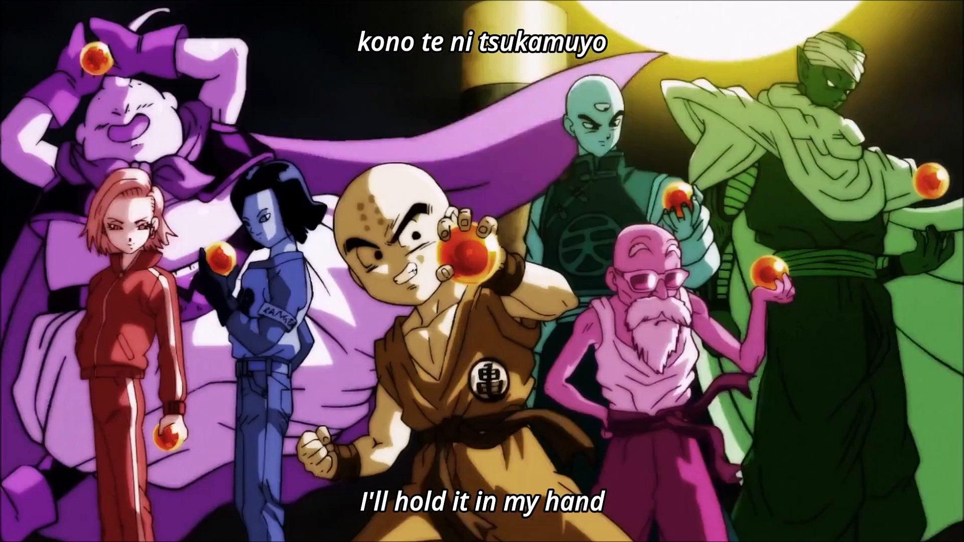 Dragon Ball Super Intro Season 5 Universe Survival Arc Video