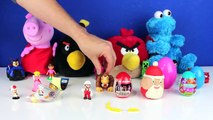 Sammie is Opening 4 Surprise Eggs: 1D, Kinder Joy, ZhuZhu Pets, Moshi Monsters
