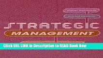 [PDF] Strategic Management: Strategists at Work Book Online