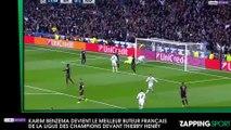 Zap Sport 16 février : Karim Benzema devient le meilleur buteur français de la Ligue des Champions (vidéo)