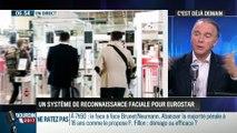 La chronique de Frédéric Simottel: Un système de reconnaissance faciale pour Eurostar - 16/02