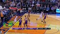 NBA 2016/17: Lakers vs Suns - Highlights - (15.02.2017)