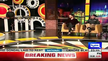 Rapid Fire Round With Atif Aslam