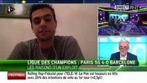 iTélé: L'étrange coup de gueule d'un invité de Pascal Praud dans 20h Foot