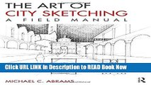The Art Of City Sketching A Field Manual Video Dailymotion